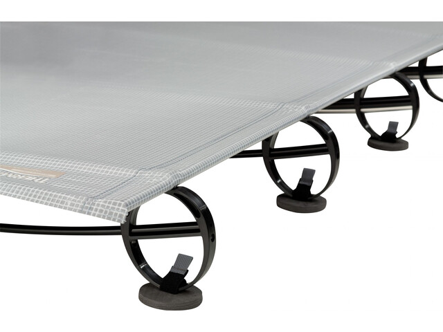Therm-a-Rest Luxury Lite Cot Coasters 6 Pack black